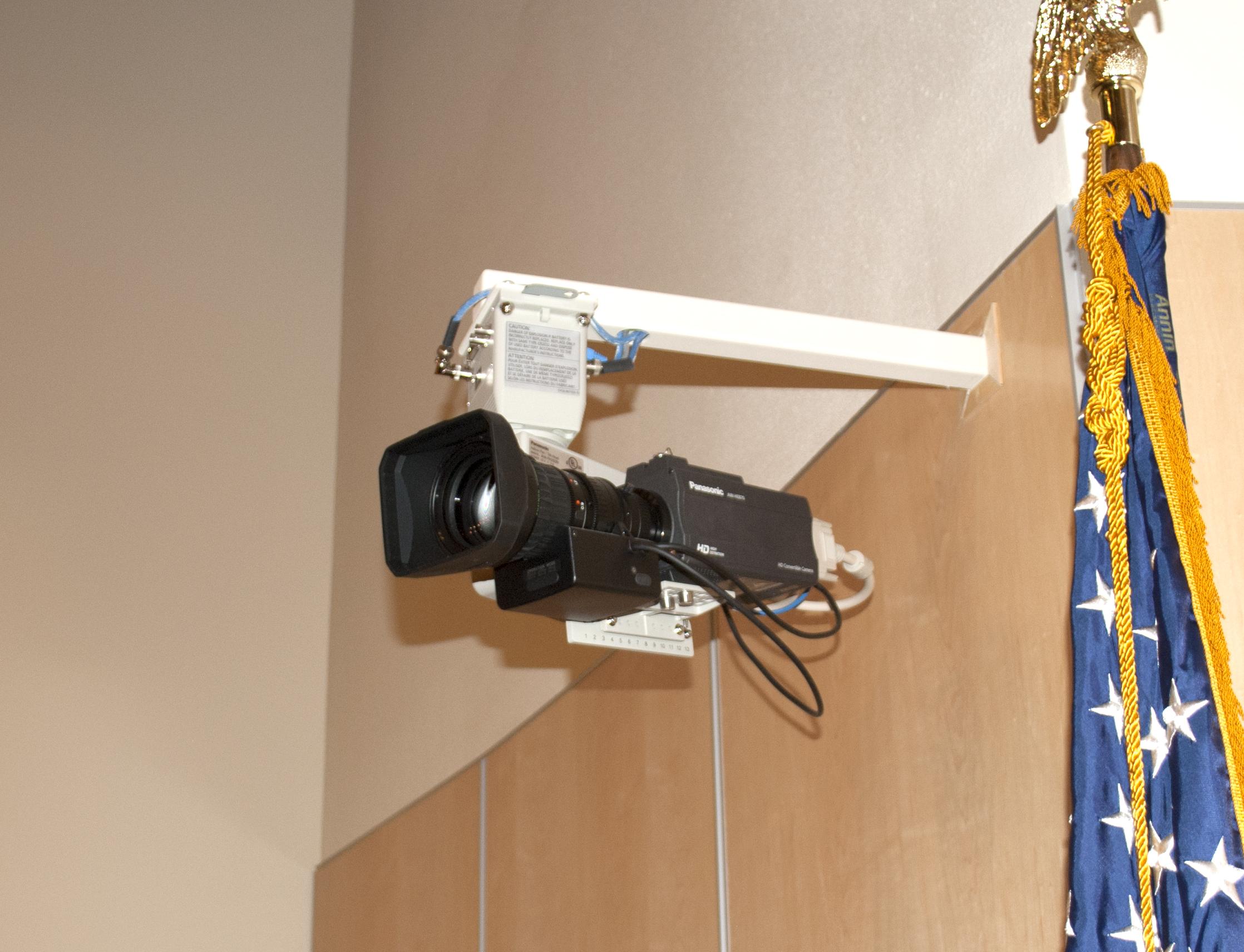 HD Pan Tilt Zoom Camera